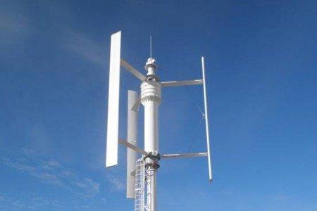 国能20kw垂直轴风力发电机