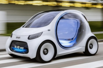 smart Vision EQ fortwo 2018款 Concept